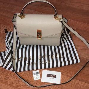 BNWT henri bendel uptown mini satchel